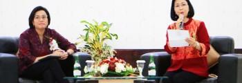 Kuliah Umum Menteri Keuangan Republik Indonesia