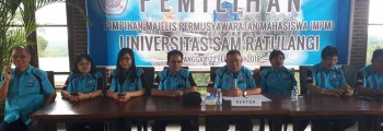 Pemilihan Majelis Permusyawaratan Mahasiswa (MPM) UNSRAT