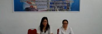Seleksi Debat Bahasa Inggris dan Indonesia
