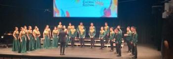 Singapore International Choral Festival (SICF) 2019 UNSRAT CHOIR Meraih Gold Medal