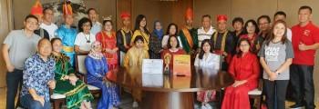 PIMNAS (Pekan Ilmiah Mahasiswa Nasional) ke-23 yang dilaksanakan di Denpasar, Bali.